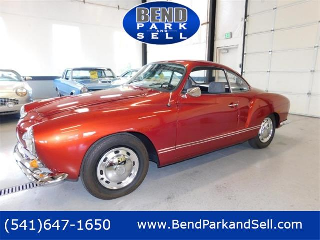 Picture of '69 Karmann Ghia - OLLZ