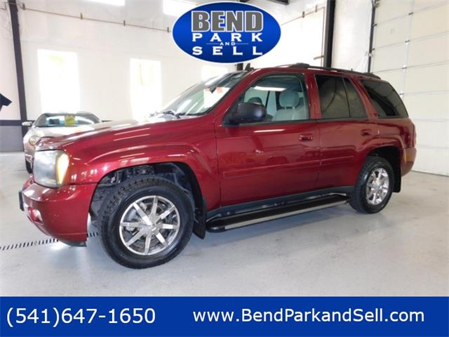 Picture of 2008 Chevrolet Trailblazer located in Bend Oregon - $6,995.00 - OLM0