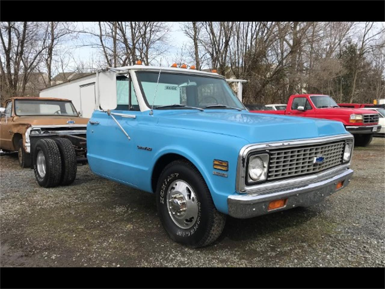 Large Picture of '71 1 Ton Truck located in Harpers Ferry West Virginia - $7,900.00 Offered by Champion Pre-Owned Classics - OLMB