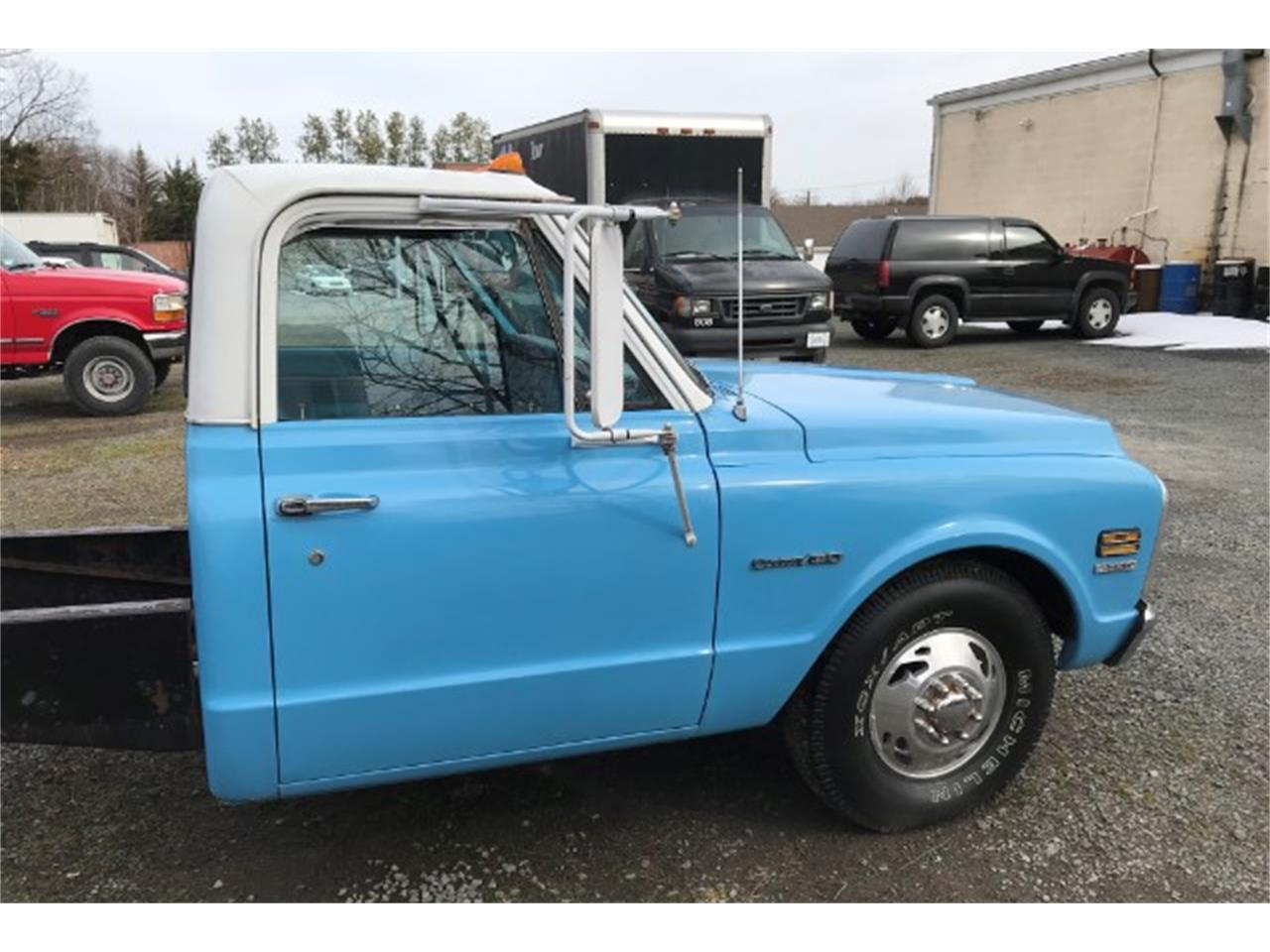 Large Picture of Classic 1971 Chevrolet 1 Ton Truck - $7,900.00 Offered by Champion Pre-Owned Classics - OLMB