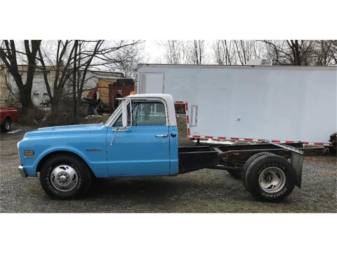 Large Picture of Classic 1971 1 Ton Truck Offered by Champion Pre-Owned Classics - OLMB