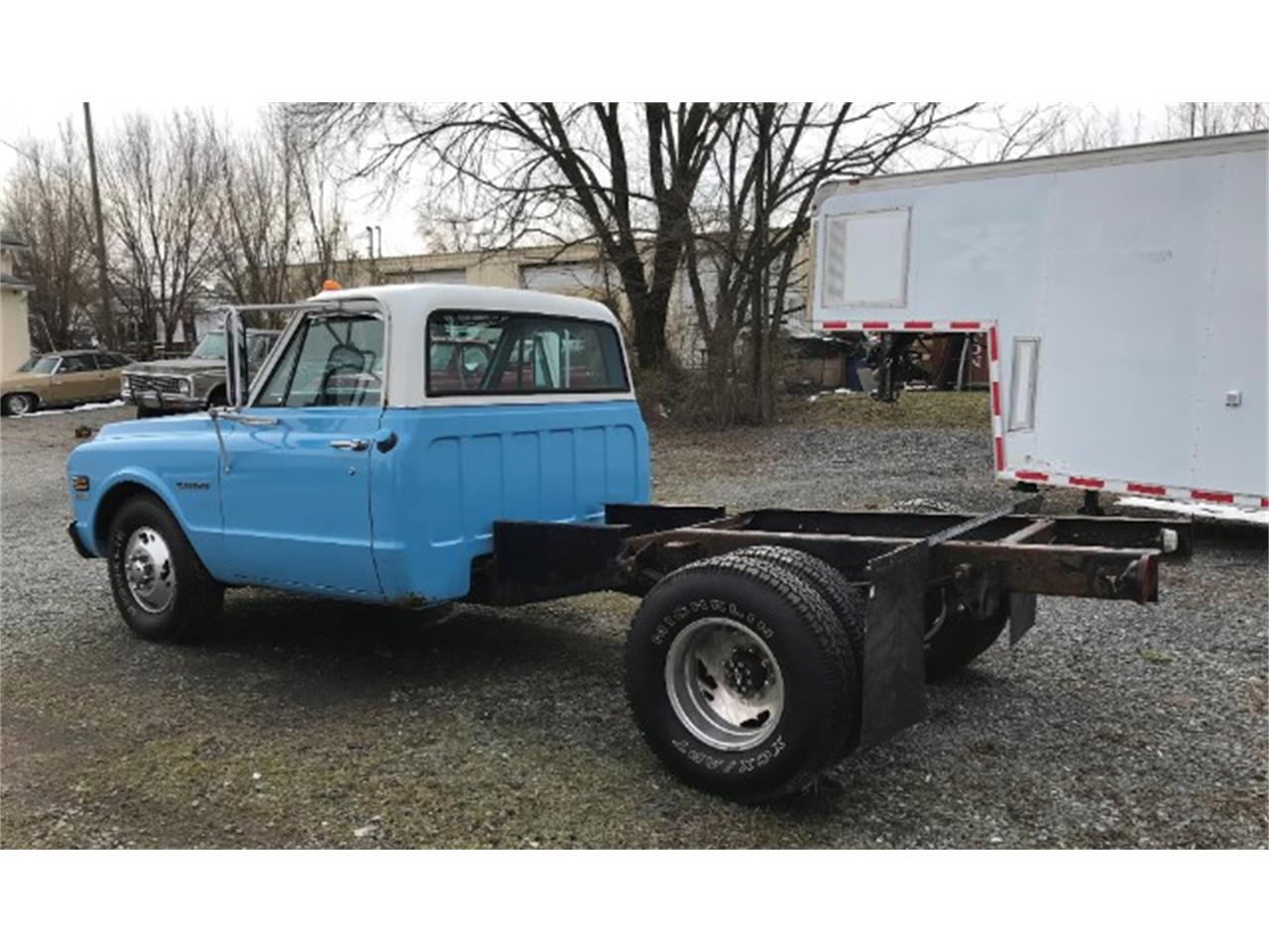 Large Picture of '71 Chevrolet 1 Ton Truck located in Harpers Ferry West Virginia - OLMB