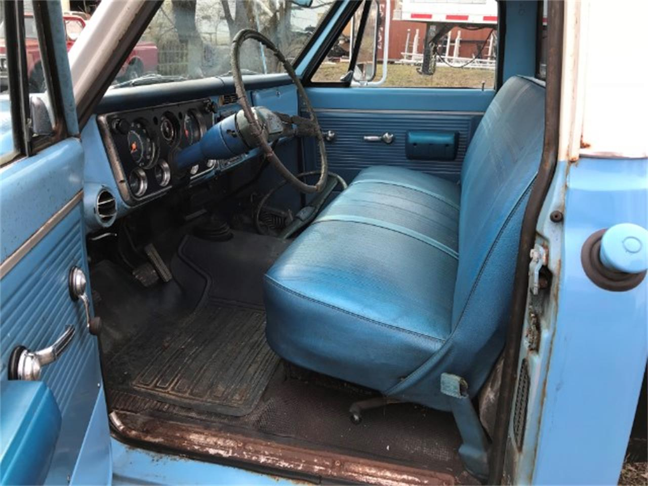 Large Picture of 1971 Chevrolet 1 Ton Truck located in Harpers Ferry West Virginia - OLMB