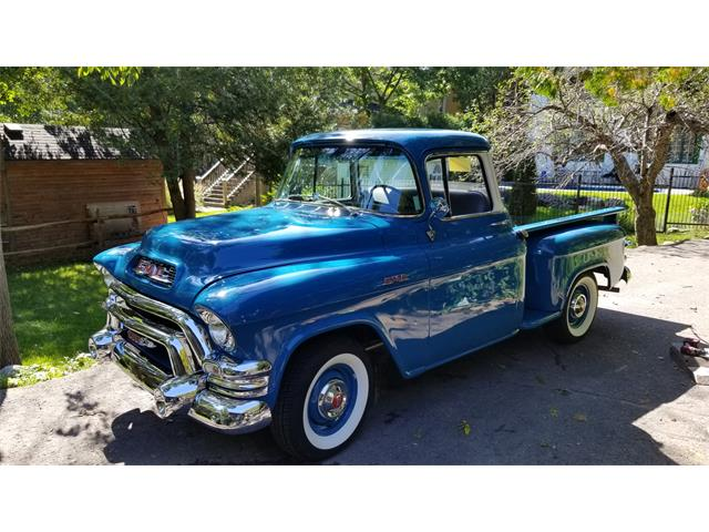 Picture of '55 GMC 3100 - OLMT