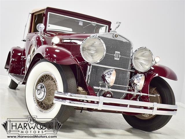 Picture of Classic 1930 Cadillac Convertible Offered by  - OLMZ