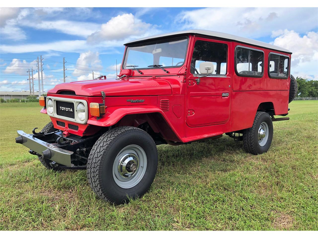 1984 Toyota Land Cruiser Fj45 For Sale Cc 1147788 Large Picture Of 84 Oln0