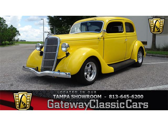 Picture of '35 Ford Tudor located in Ruskin Florida - OLNO