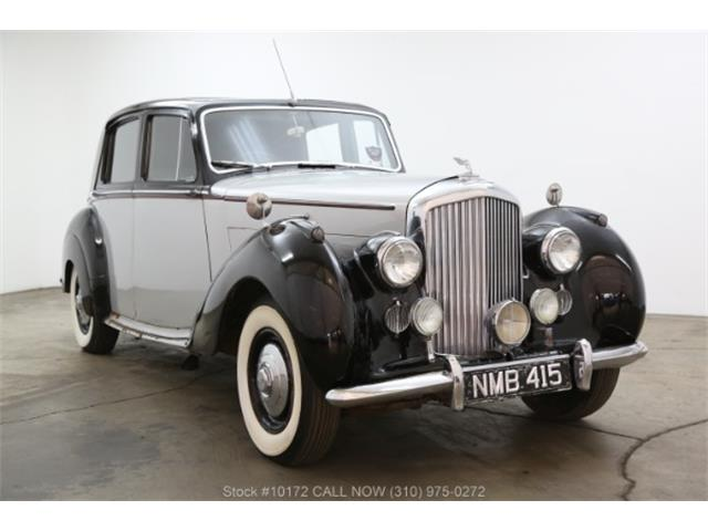 Picture of '51 Bentley Mark VI Offered by  - OLNX