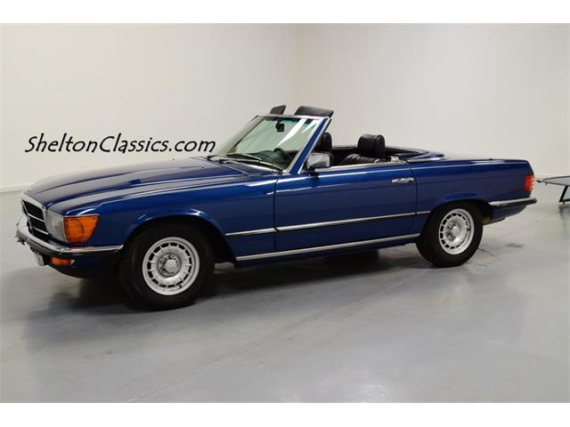 Picture of 1985 Mercedes-Benz 280SL located in Mooresville North Carolina - $28,495.00 Offered by  - OLO3