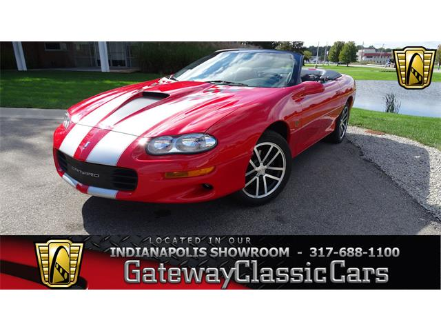 Picture of '02 Camaro - OLOD