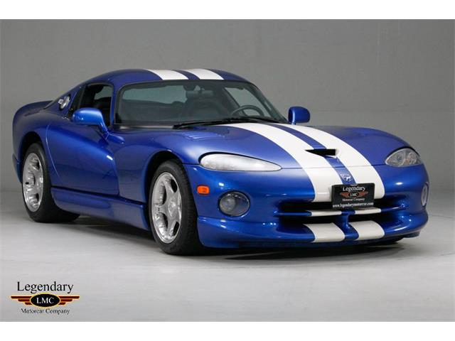 Picture of '96 Viper - OLPB