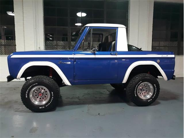 Picture of '69 Bronco - OLPJ