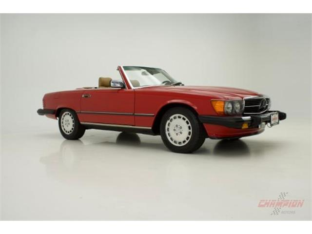 Picture of 1988 Mercedes-Benz 560SL - OLQ6
