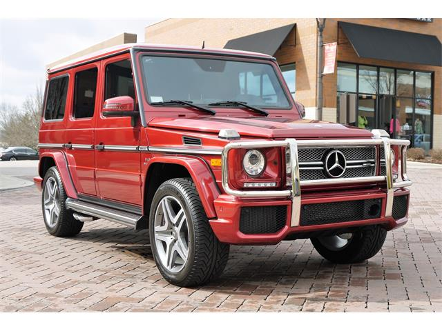 Picture of '16 G-Class - OLR3