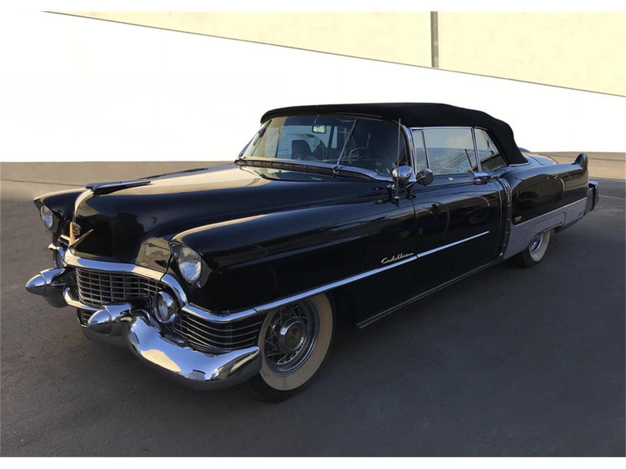 75 1954 Cadillacs Cadillac Series Fleetwood 8 Passenger Sedan Deville Seventy Five Notoriousluxury Large Picture Of 54 Eldorado Auction Vehicle