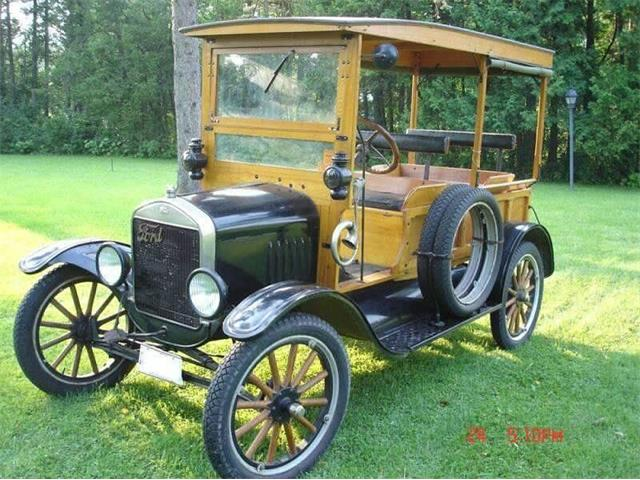 Picture of '24 Model T - OLSB
