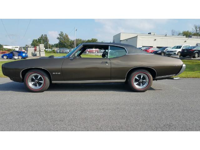 Picture of '69 Pontiac GTO Offered by  - OLSF
