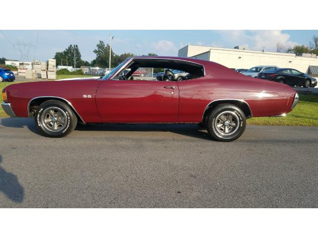 Picture of '72 Chevelle - OLSG