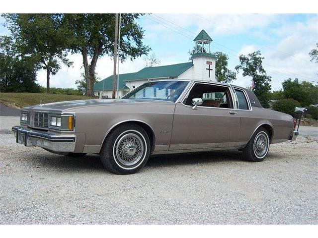 Picture of 1983 Oldsmobile Delta 88 located in West Line Missouri - OLSP