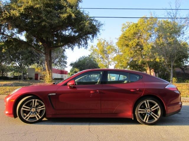 Picture of '11 Panamera - OFOW