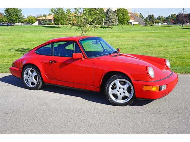 Picture of 1991 911 Carrera located in Boise Idaho - $64,995.00 Offered by a Private Seller - OLTH