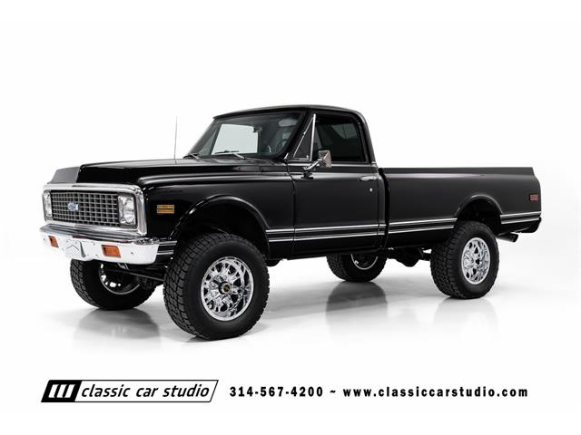 Picture of 1971 Chevrolet K-10 located in Missouri - $65,900.00 Offered by  - OLTK