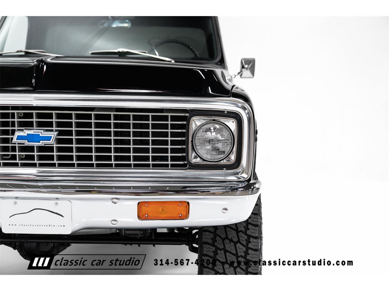 Large Picture of Classic 1971 K-10 - OLTK