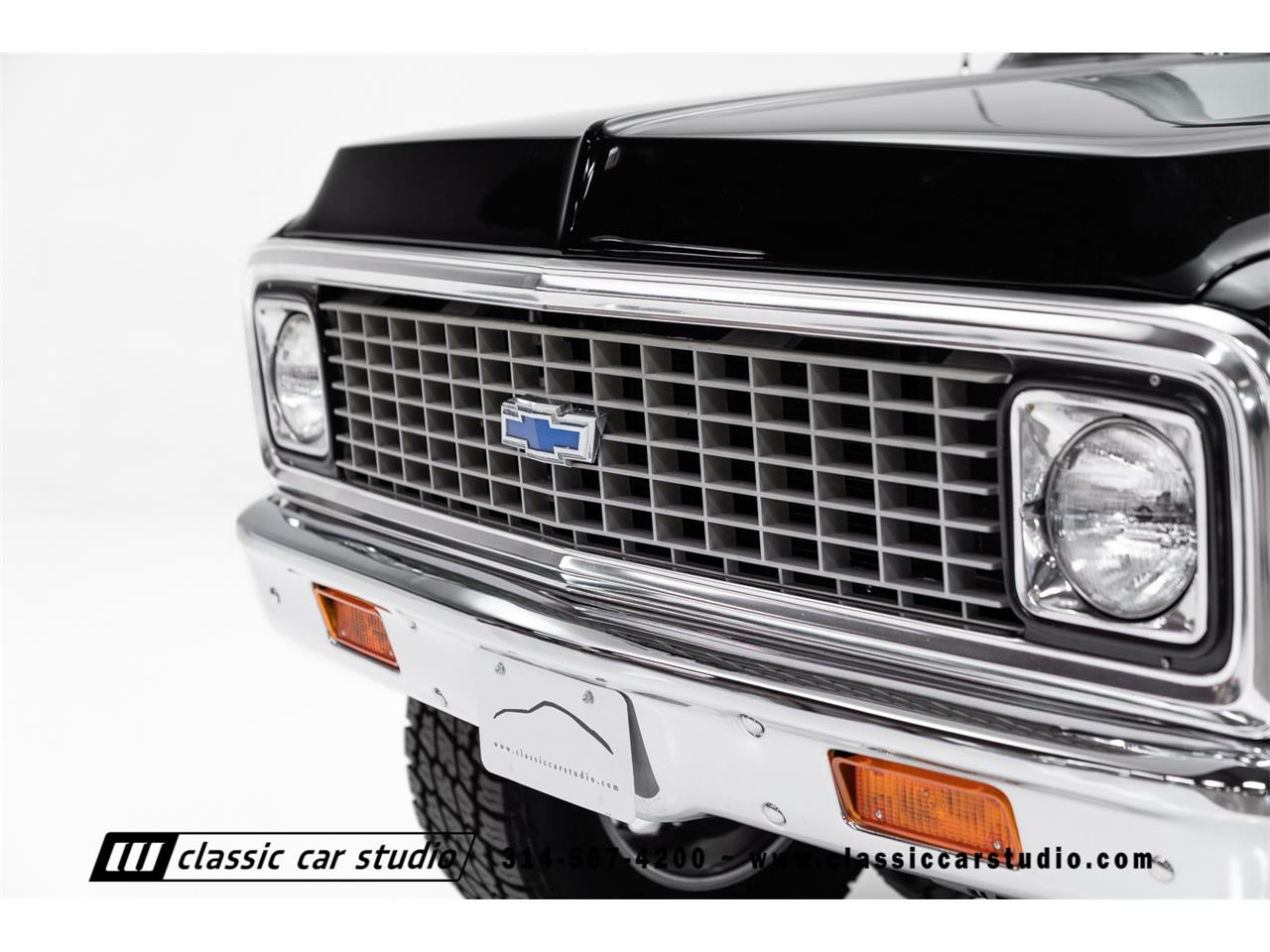 Large Picture of '71 Chevrolet K-10 located in SAINT LOUIS Missouri Offered by Classic Car Studio - OLTK