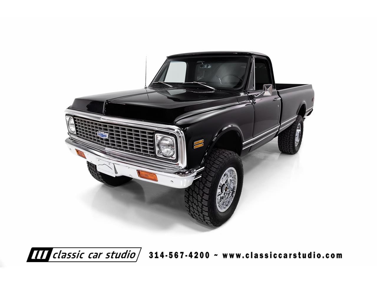 Large Picture of Classic '71 Chevrolet K-10 - $59,900.00 Offered by Classic Car Studio - OLTK