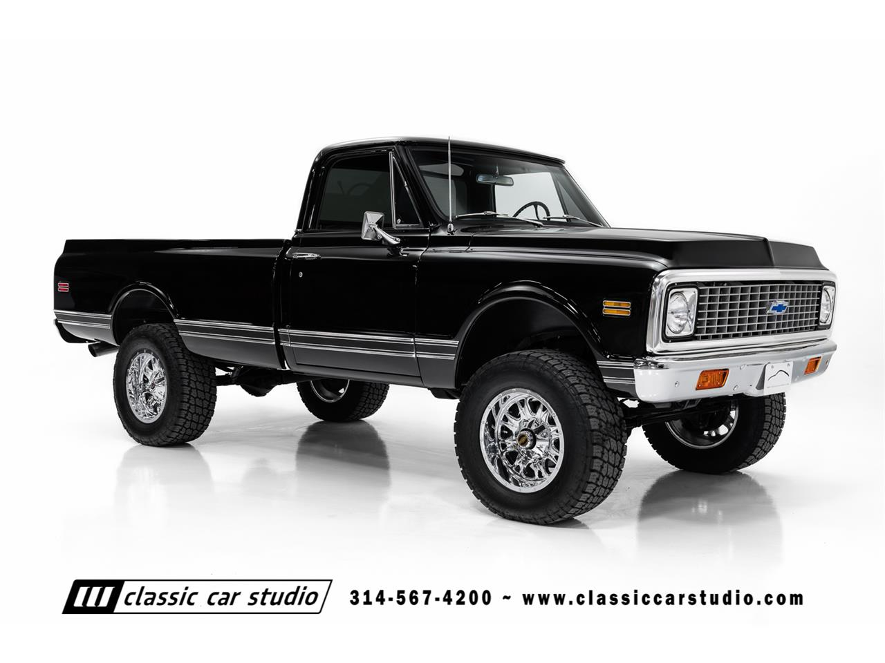 Large Picture of '71 Chevrolet K-10 Offered by Classic Car Studio - OLTK