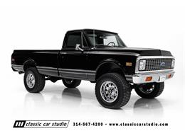 Picture of '71 Chevrolet K-10 - $59,900.00 Offered by Classic Car Studio - OLTK