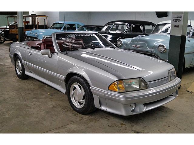 1989 Ford Mustang (McLaren)