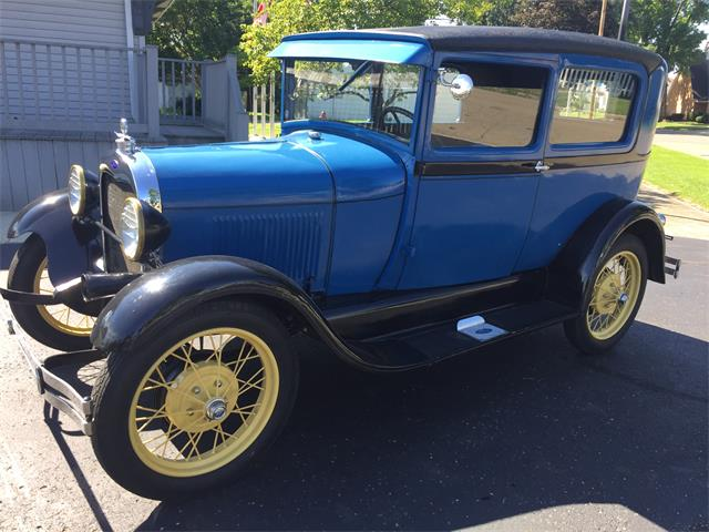 Picture of '29 Model A - OLU8