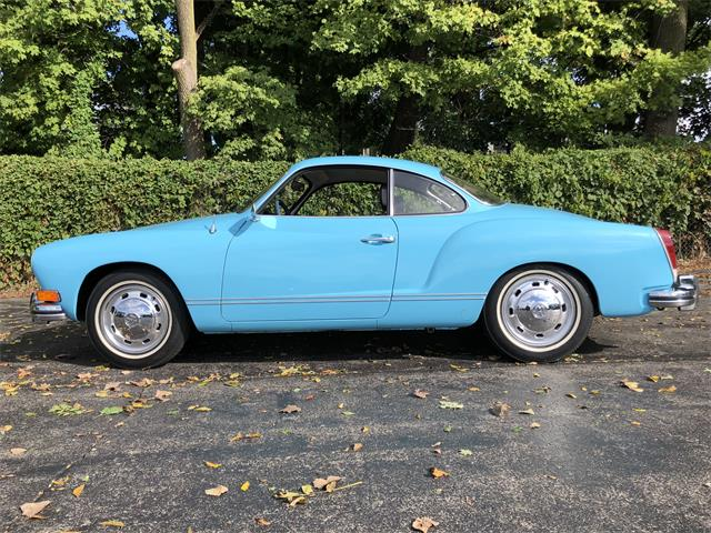 Picture of '74 Karmann Ghia - OLU9