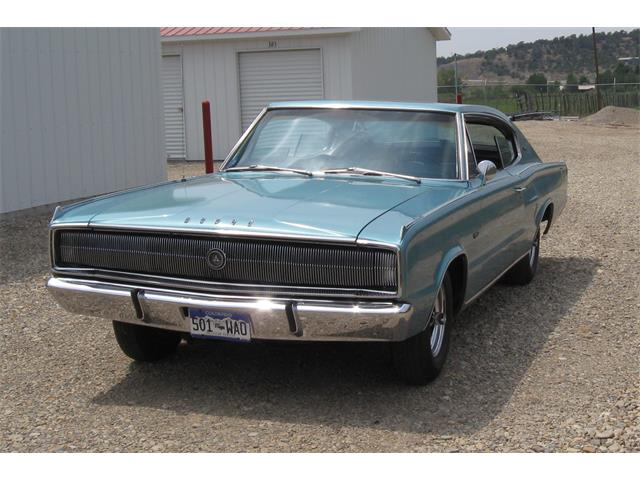 Picture of Classic '67 Dodge Charger located in Mancos Colorado - $49,000.00 - OLUA