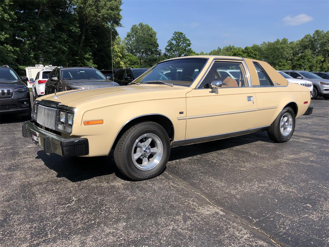 Large Picture Of 1979 AMC Concord Located In Indiana Auction Vehicle