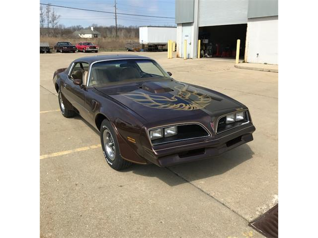 Picture of '77 Firebird Trans Am - OLUG