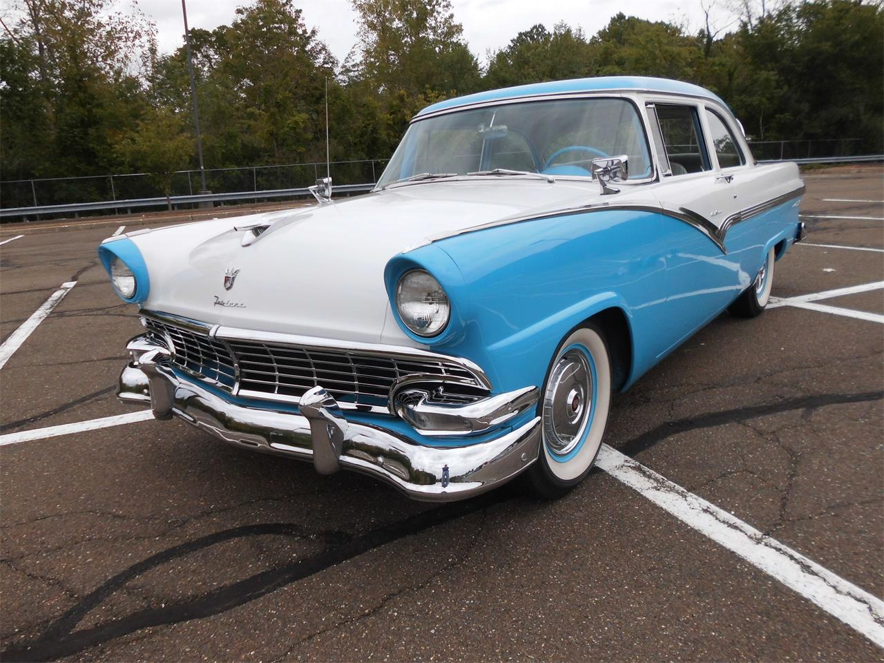 1956 ford fairlane for sale cc 1148062. Black Bedroom Furniture Sets. Home Design Ideas