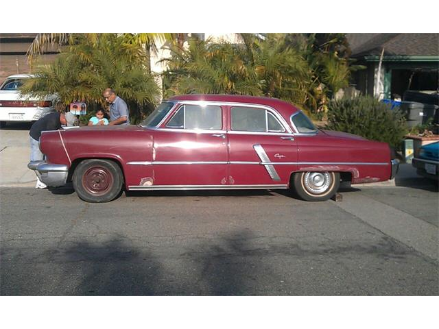 Picture of Classic 1952 Lincoln Capri located in California Offered by a Private Seller - OLUR