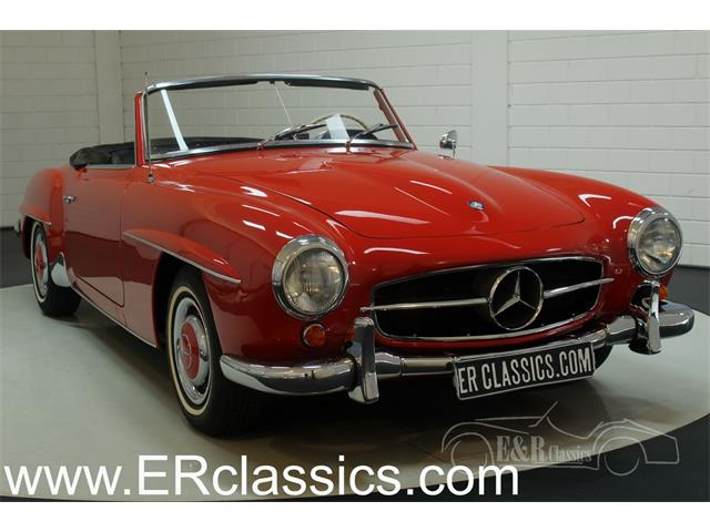Picture of '62 190SL - OLV4