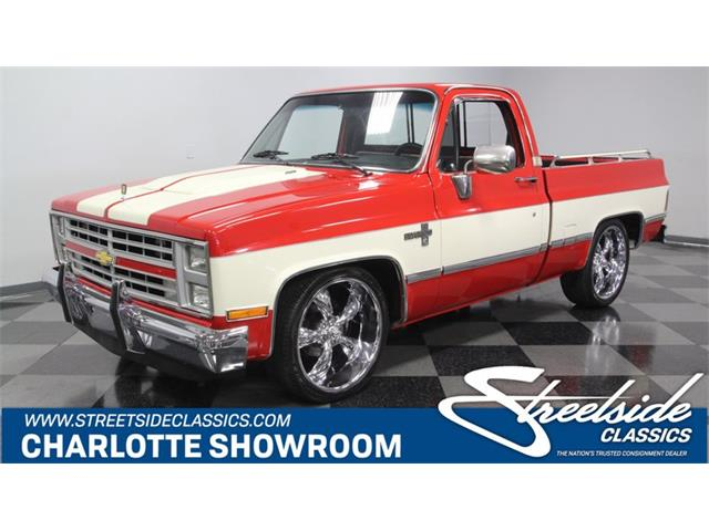 Picture of 1987 C10 located in Concord North Carolina Offered by  - OLVL