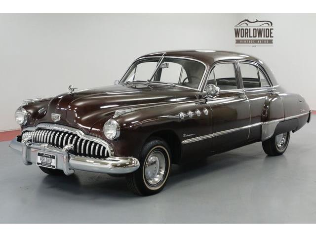 Picture of '49 Roadmaster - OLVU