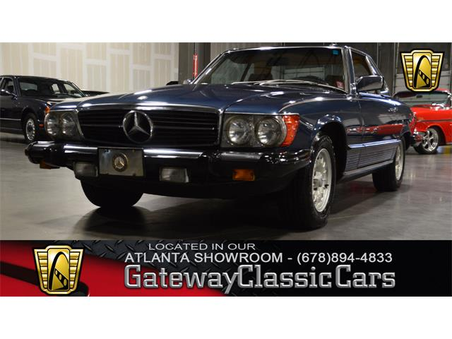 Picture of '84 380SL - OLW1