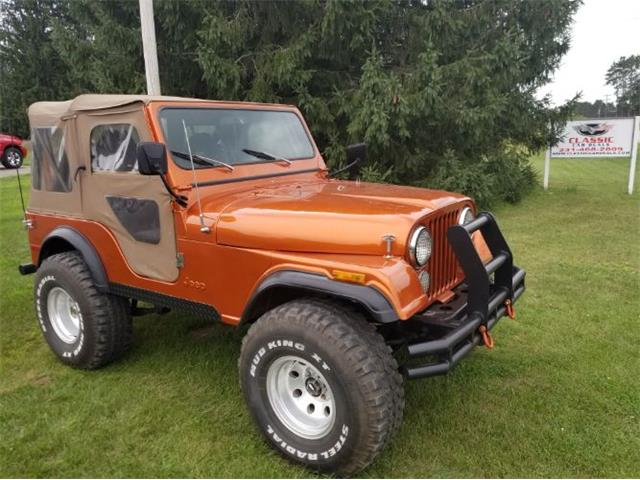 Picture of '79 CJ5 - OLWC