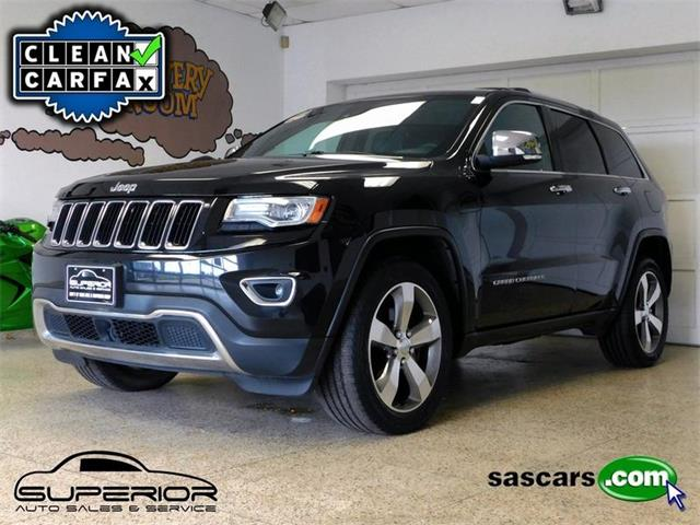 Picture of 2014 Grand Cherokee - $24,955.00 - OLWE