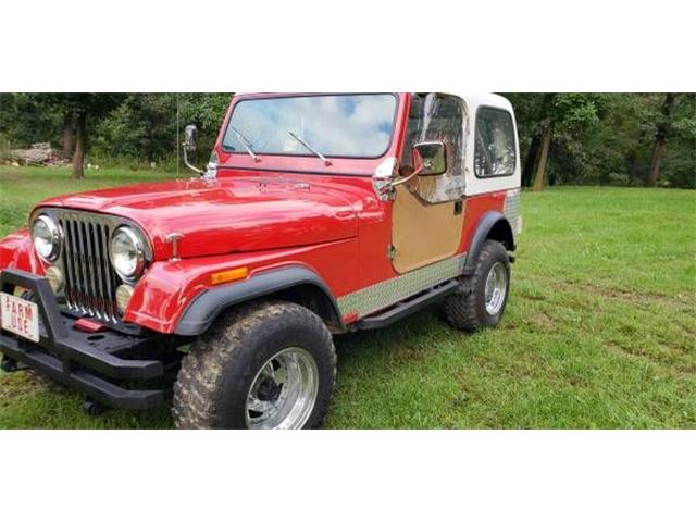 Picture of '79 CJ7 - OLWR