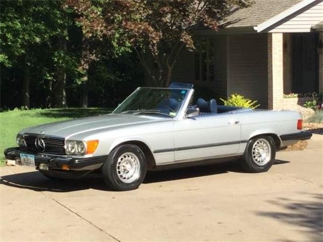 Picture of '78 450SL - OLWW