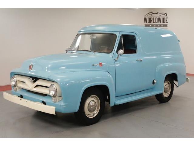 Picture of 1955 Ford Panel Truck Offered by  - OG9B