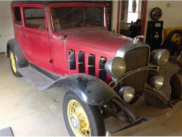 Picture of '32 Sedan located in Michigan - $14,395.00 - OLY2