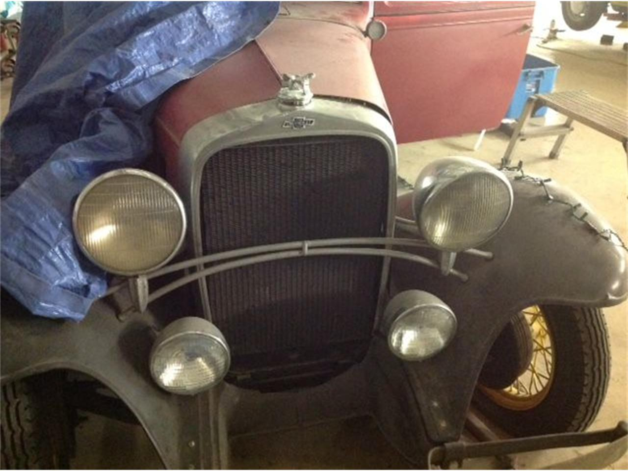 Large Picture of '32 Sedan - OLY2